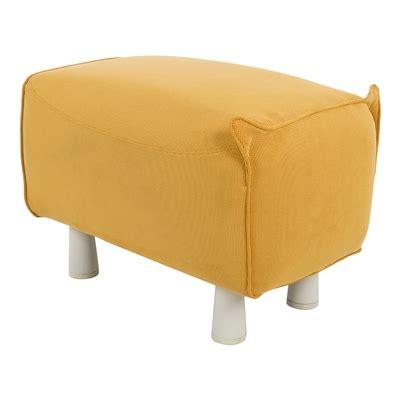 graine d intérieur canapé pouf rétro jaune potiok graine d 39 intérieur pas cher
