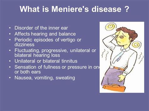 Meniere's Disease Leona Šupljika Gabelica Mentor