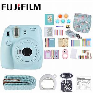 5 Colors Fujifilm Instax Mini 9 Instant Camera Photo