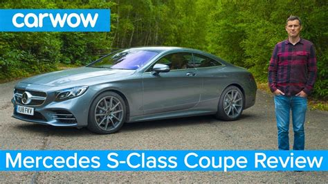 Mercedes S Class Coupe Review by Mercedes S Class Coupe 2019 In Depth Review Carwow