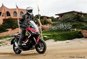 Essai Honda X Adv : essai honda 750 x adv un chemin transverse vid o moto magazine leader de l actualit de ~ Medecine-chirurgie-esthetiques.com Avis de Voitures