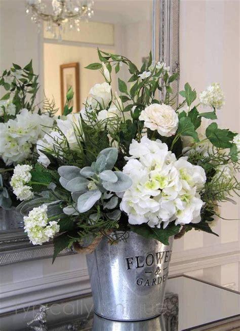 25 Best Ideas About Silk Flower Arrangements On Pinterest
