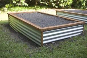 raised beds healthy harvest kitchen gardens