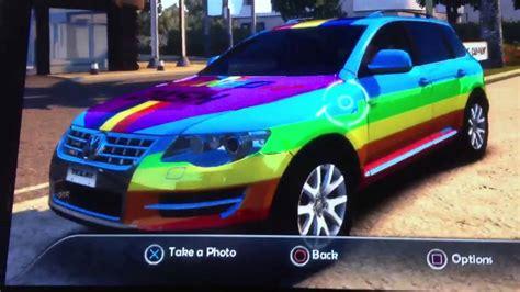 rainbow cars rainbow dash car youtube