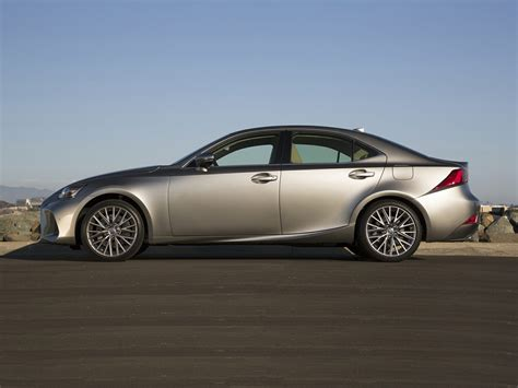 lexus sedan new 2017 lexus is 200t price photos reviews safety