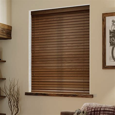 Wooden Blinds by American Walnut Wooden Blind 50mm Slat