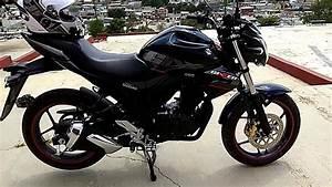 Suzuki Gixxer 150 Revisado Completo  Hermosa Moto