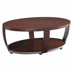 mastermhf1353jpg With oval wood and metal coffee table