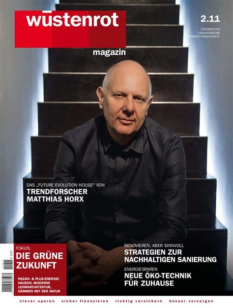 Bausparvertrag Clever Finanzieren by Wuestenrot Magazin 2 11 By Ucm Verlag Issuu