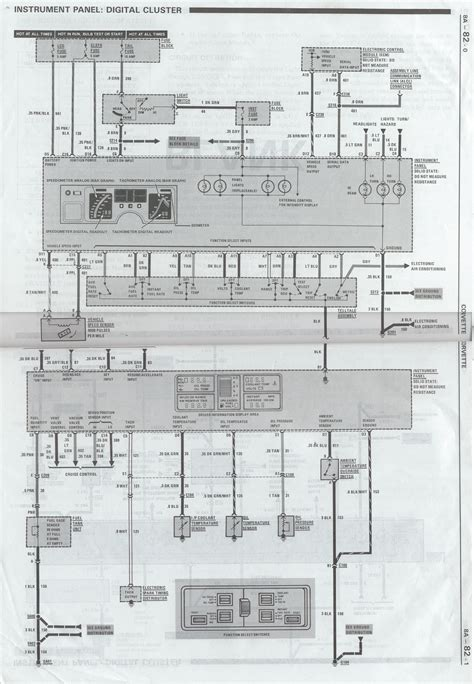 Chevy Corvette Wiring Diagram Library