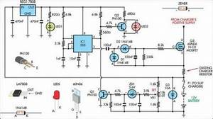 Battery Charger Regulator