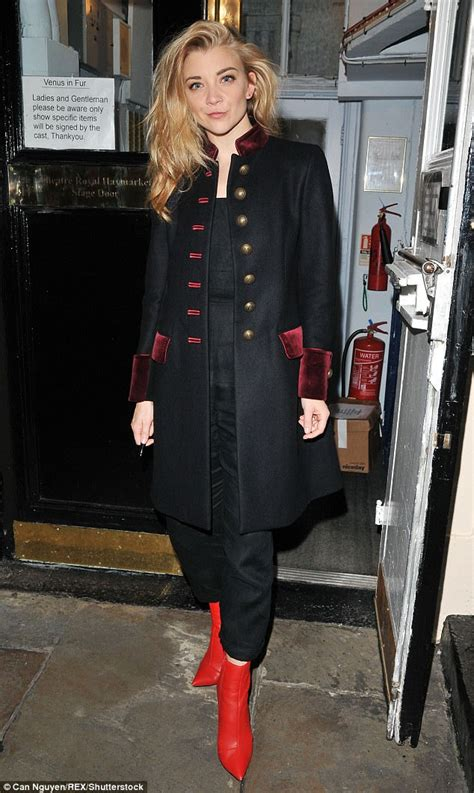 Natalie Dormer Website by Got Natalie Dormer Looks Chic In Jacket