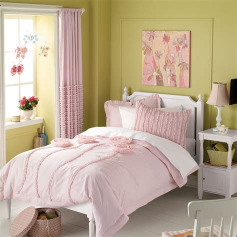 Cute Window Valance For Girls Rooms Colorful Kids Rooms