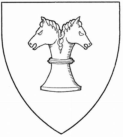 Chess Knight Pieces Period Mistholme Types