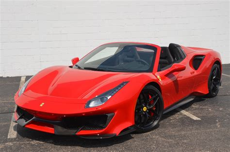 Find 15 used ferrari 488 pista as low as $444,444 on carsforsale.com®. Used 2019 Ferrari 488 Pista Spider For Sale ($644,900) | Cauley Ferrari Stock #246681