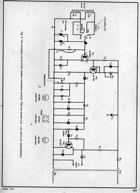You Have Good Two Transistor Radio Schematic
