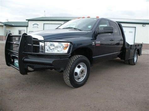 Sell used 2007 Dodge Ram 3500 4x4 6.7 Diesel Quad Cab 6