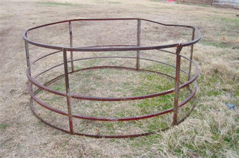hay ring feeder saving money with hay feeders progressive cattleman