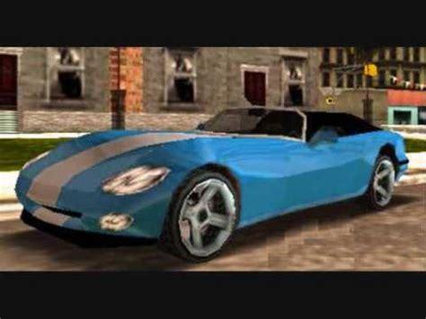 real cars  gta liberty city storiesgta iii youtube