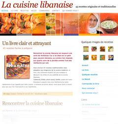 cuisine libanaise livre liens utiles