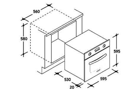 meuble bas cuisine pour plaque cuisson four encastrable taille