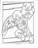 Coloring Marvel Pages Super Hero Squad Superhero America Heroes Print Captain Comics Comic Dc Flash Rescue Sheets Printable Avengers Library sketch template