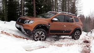 Pack Off Road Duster : new dacia duster 2018 4x4 off road driving footage youtube ~ Maxctalentgroup.com Avis de Voitures