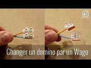 Domino Electrique Wago : conseil bricolage comment remplacer un domino par un ~ Melissatoandfro.com Idées de Décoration