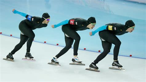 Speed skating 101: Competition format | NBC Olympics