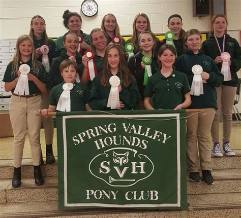 spring valley hounds pony club home