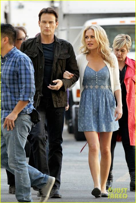 full sized photo  anna paquin stephen moyer commercial