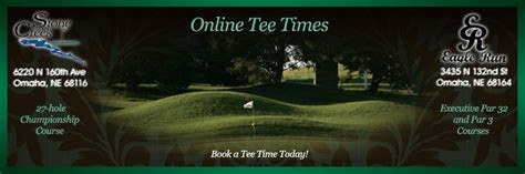 creek and eagle run golf courses reservation wizard