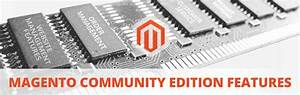 Magento features overview for Magento community templates