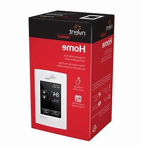 Nuheat Ac0056 Home Radiant Floor Heating Touchscreen