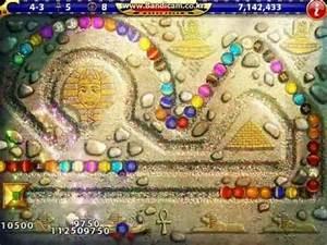 Luxor HD Challenge Of Horus Level 4 3 Player HoNoR