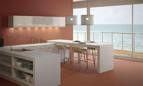 plan ceramique cuisine cuisine plan de travail en lot de cuisine moderne clair