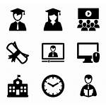 Icon Icons Packs Academic Vector Svg