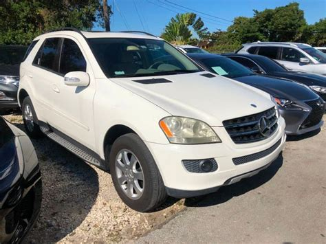 Watch the video and you will get answers to all these questions! 2006 Used Mercedes-Benz M-Class ML350 4MATIC 4dr 3.5L at A Luxury Autos Serving Miramar, FL, IID ...