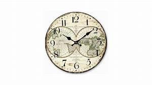 Maison Du Monde Horloge Murale : horloge murale vintage ~ Teatrodelosmanantiales.com Idées de Décoration