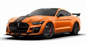 Ford Configurator Reveals Most Expensive Mustang GT500 Now Priced At $107K