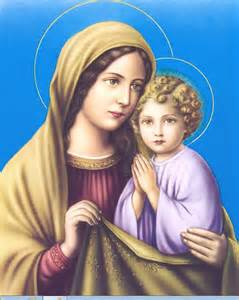 Mary Mother of Jesus As