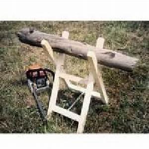 Chevalet Coupe Bois : chevalet b che en bois achat vente support taille ~ Premium-room.com Idées de Décoration