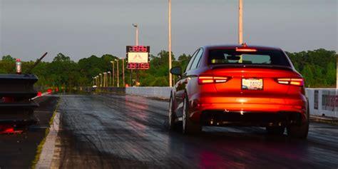 Watch This Plus Audi Run The Quarter Mile