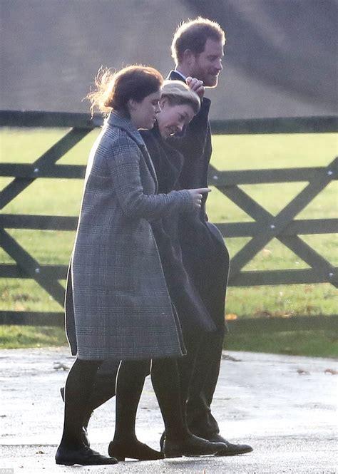Meghan Markle and Prince Harry Couple Up at Princess Eugenie and Jack Brooksbank's Royal Wedding   E! News