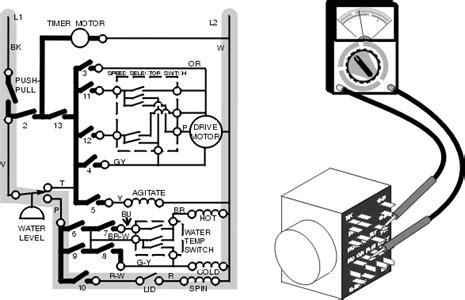 Solved Maytag Washer Wiring Diagram Fixya