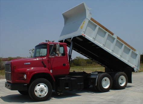 dump truck should you buy your next dump truck new or used