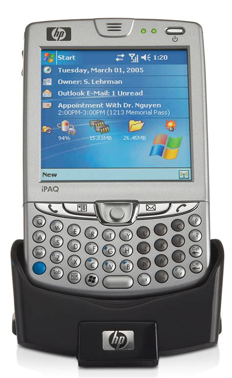 mobile review mobile review official photos of hp ipaq hw6500