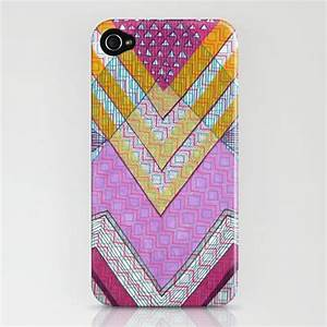 Fresh From The Dairy: Patterned iPhone Cases