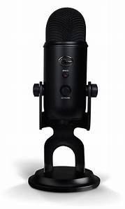 Electric Track Lighting Blue Microphones Yeti Blackout Studio Professional