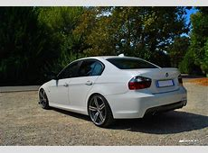 Fabio's 2007 BMW 335i MSport BIMMERPOST Garage